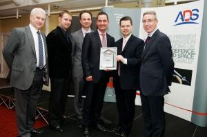 ADS Security Innovation Award winners 2013