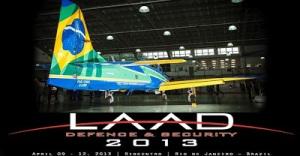 Logo da LAAD 2013