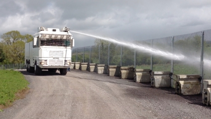 G8 water cannon test 2 v2